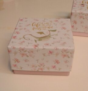 Κουτιά για Μπομπονιέρες 6